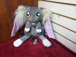 """Tenchi Muyo GXP Ryo-Ohki Cabbit 12"""" Anime Plush Backpack Funimation 2003"""