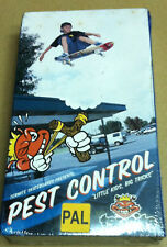 Retro early 2000's Termite team riders skateboard Vhs Pal video cassettes