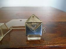 Superb Solid Silver (925) Envelope Shaped Stamp Case .