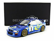TOP MARQUES COLLECTIBLES - 1/18 - SUBARU IMPREZA S4 WRC - PORTUGAL RALLYE WINNER