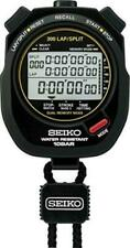 SEIKO Lap Stopwatch Aquatic Swimming Master Waterproof Sports 300 SVAS003 S141