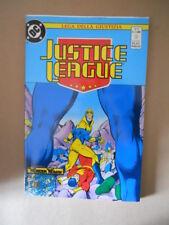 JUSTICE LEAGUE Lega della Giustizia n°7 1990 Dc Play Press  [G864]