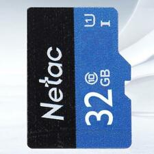 Netac P500 32GB Class10 UHS-I Micro SD Card Memory Card For Camera Phone Tablet
