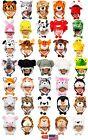 Cartoon Animal Hat Winter Hat Fluffy PlushLong Mitten Cap Earmuff Gift Long Pawn