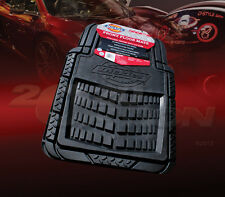 DICKIES ALL WEATHER WATER PROOF 2PCS FRONT FLOOR MATS BLACK FOR TOYOTA
