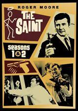 THE SAINT SEASONS 1 & 2 New Sealed 10 DVD Set Roger Moore