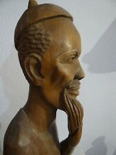 Africa Antique large wood Sculpture