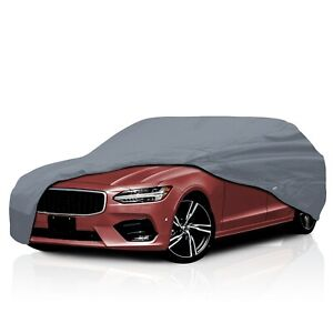 [CSC] 4 Layer Water Resistant Full Car Cover for Lexus IS300 Wagon 2001-2005