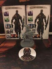 AGEERA - Conan Board Game Kickstarter Monster Leader Miniature + Tiles Monolith