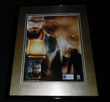 Half Life 2 2005 11x14 Framed ORIGINAL Advertisement