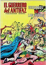 EL GUERRERO DEL ANTIFAZ (Reedición color) nº: 218.  Valenciana, 1972-1978.