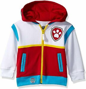 Paw Patrol Ryder Boys' Toddler Character Costume Hoodie