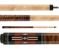 Players C-603 Billiards Playing Cue Pool Stick Pro Taper Free Soft Case