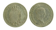 111) Napoli regno Ferdinando I (1816-1825) 120 grana Piastra 1818  TP