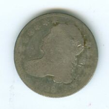 1829 BUST DIME--CIRCULATED