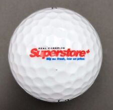 SuperStore Logo Golf Ball (1) Titleist Velocity Preowned