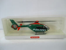 """Wiking 1/87 022 02 43 Hubschrauber """"Polizei"""" WS5976"""