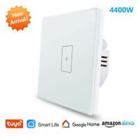 EU WiFi Boiler Water Heater Switch 4400W App Remote Control ON OFF Timer