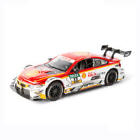 1:32 2017 BMW M4 DTM Augusto Farfus Racing Car Model Diecast Toy Vehicle Kids