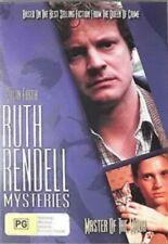 Ruth Rendell Mysteries Master of The Moor DVD Region 4 See Below