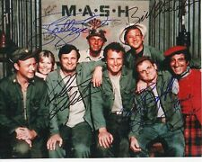 MASH - FULL CAST Signed Autographed 8x10 reprint Photo !!