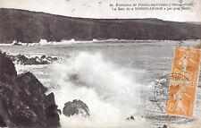 22 Plestin les Grèves - Baie de Tossen An Hoz - 1922