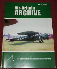 Air Britain Archive 1999 #3 Flying Flea