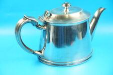 60er Jahre Christofle Tee / Kaffeekanne versilbert  (G296)