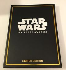 STAR WARS THE FORCE AWAKENS 2015 LIMITED EDITION PIN SET