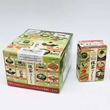 Re-Ment Miniature Japanese Green Tea Matcha Sweets Full set of 8 Shipped From NJ