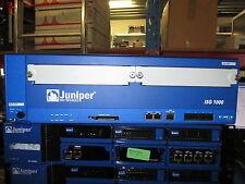 Juniper Netscreen NS ISG-1000 ISG 1000 Firewall VPN Appliance Advanced Unrestric