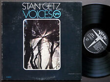 STAN GETZ Voices LP VERVE RECORDS V-8707 US 1967 JAZZ RVG DG MONO Herbie Hancock