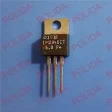 10PCS  Low Dropout Regulator IC TO-220 LM2940CT-5.0 LM2940CT-5.0/NOPB LM2940CT-5