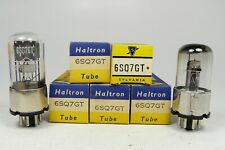 1 x NOS 6SQ7GT, 6SQ7 GT, USA TUBE, OWN BOX, METAL BASE