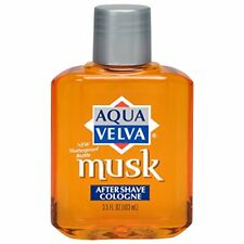 Aqua Velva After Shave, Musk, 3.5 Ounce