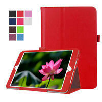 Smart Folio Leather Shockproof Hybrid Soft Case Stand Cover For Apple iPad Air 2