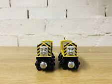 Iron Arry & Iron Bert Thomas The Tank Engine & Friends Wooden Railway Trains