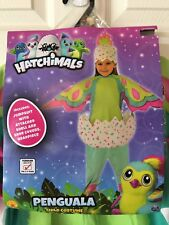 Hatchimals Halloween Costume Childs Toddler 3T-4T