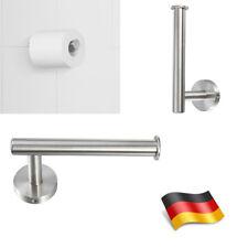 Toilettenpapierhalter WC Klorollenhalter Klopapierhalter Rollenhalter Edelstahl