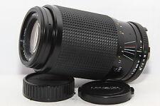 MINOLTA MD ZOOM 70-210mm f.4.5-5.6 Obiettivo Reflex MC SRT XE XD XG X-300 X-700*