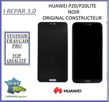 Ecran Lcd Original Huawei P20 P20Lite Noir bleu or ou blanc Avec ou sans châssis