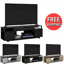 TV Stand 65 inches Flat Screen TVs Entertainment Center Media Home Movie Console