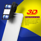 1 x 3D Tablet Mobile Phone Lens Photography Stereo Vision Photo Dual Camera Lens