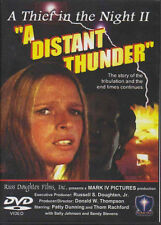 SEALED - A Distant Thunder DVD NEW **A Thief In The Night Part 2 SHIPS NOW
