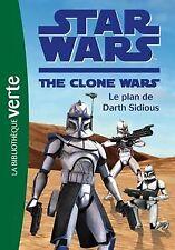 Star Wars Clone Wars 07 - Le plan de Darth Sidious   Buch   Zustand gut