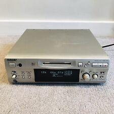 Sony MDS-S707 Minidisc Player Deck (Hi-fi Separates Mini Disc MD Recorder)