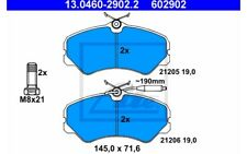 ATE Juego de pastillas freno CITROEN C25 PEUGEOT J5 FIAT DUCATO 13.0460-2902.2