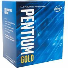 INTEL CPU PENTIUM DUAL-CORE G5400 3,70GHZ SK 1151