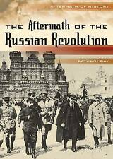 The Aftermath of the Russian Revolution (Aftermath of History)-ExLibrary