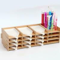 Diamond Painting Tray Holder Kits Organizer Multi-Boat Tool Jar Container B4G5